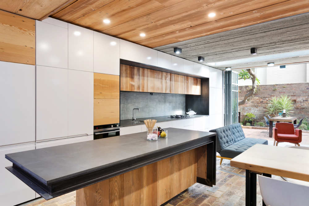 Turner St - Designer Kitchen