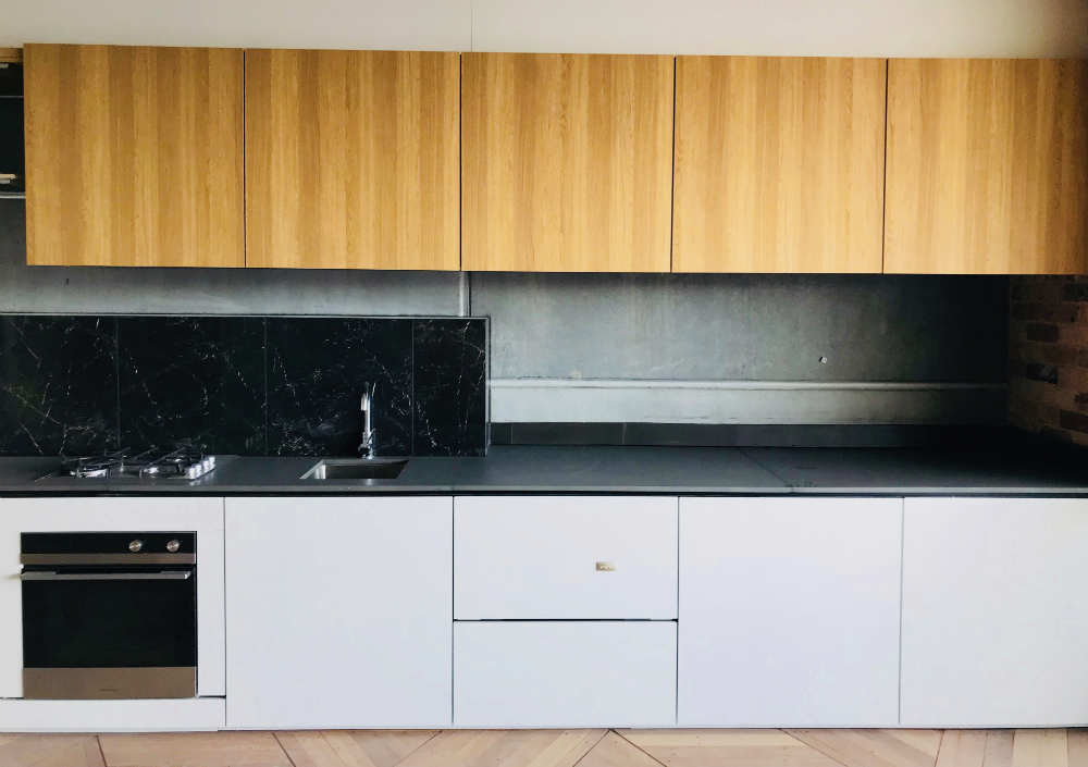 Rothschild St - Custom Kitchen